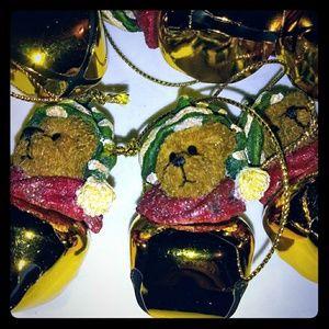 Boyds bears ornaments